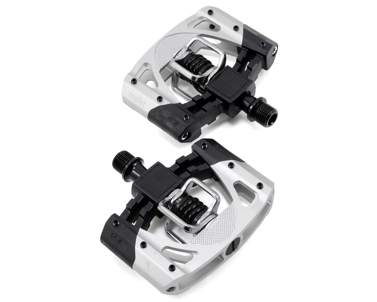 Crankbrothers Mallet 2 Pedals (Black/Silver)