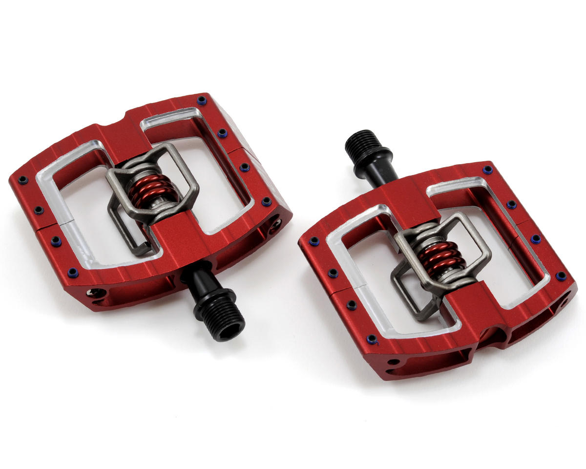 Crankbrothers Mallet DH Race Pedal (Red)