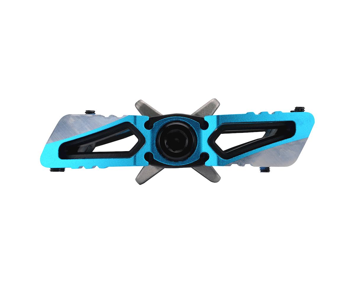 Crankbrothers Mallet Enduro Pedals (Blue)