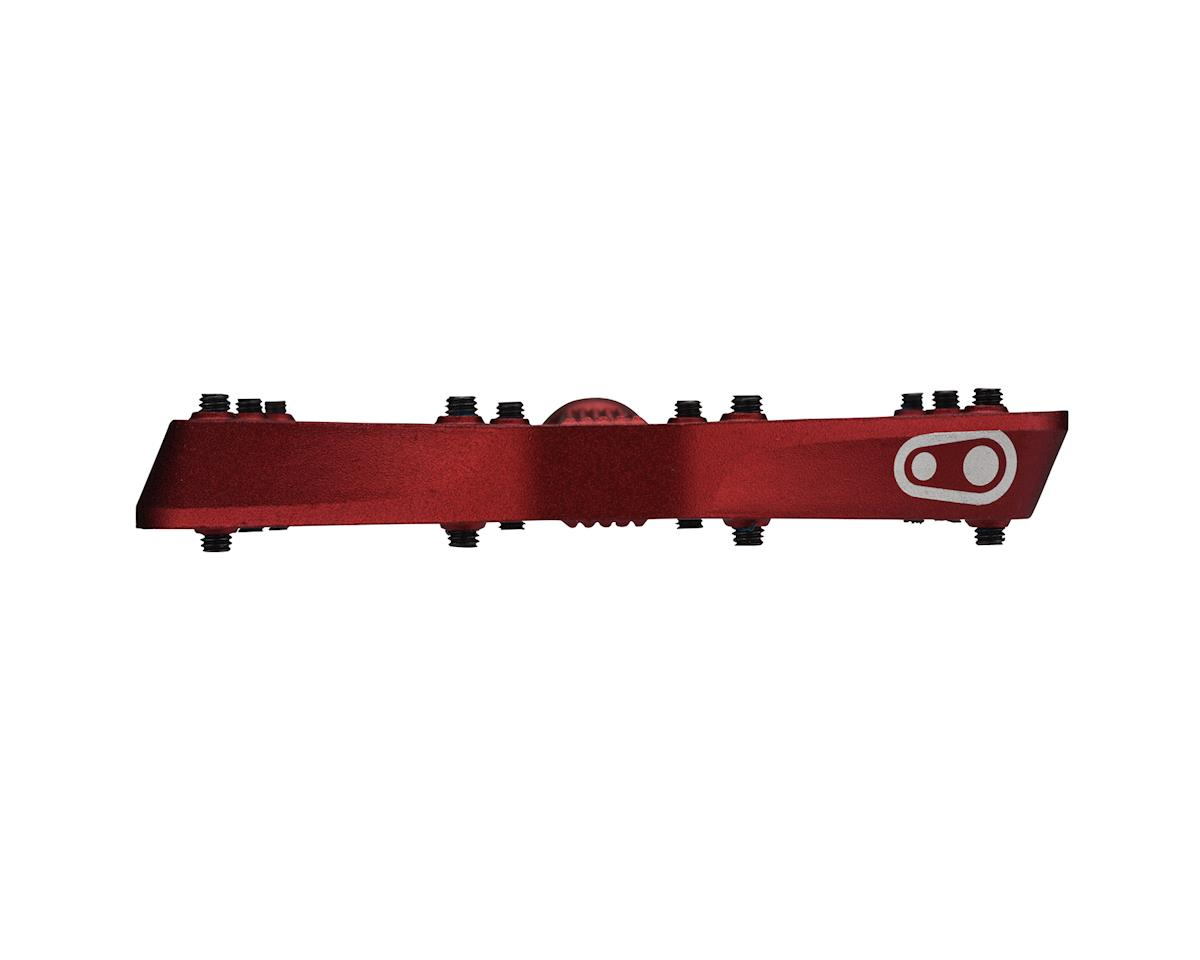 Crankbrothers Stamp 7 Pedals (Red) (L)