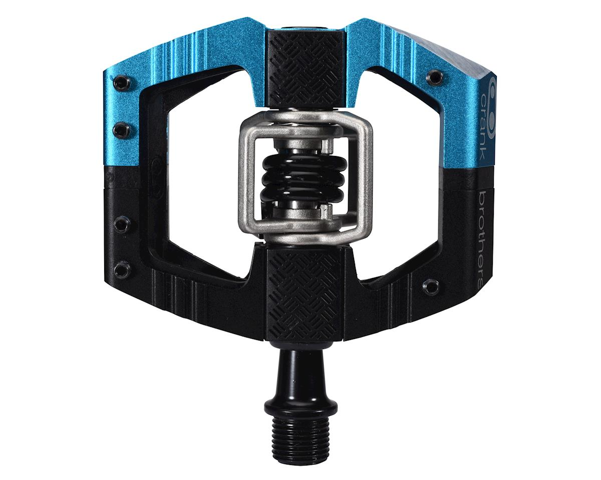 Image 2 for Crankbrothers Mallet Enduro Long Spindle Pedals (Blue/Black)