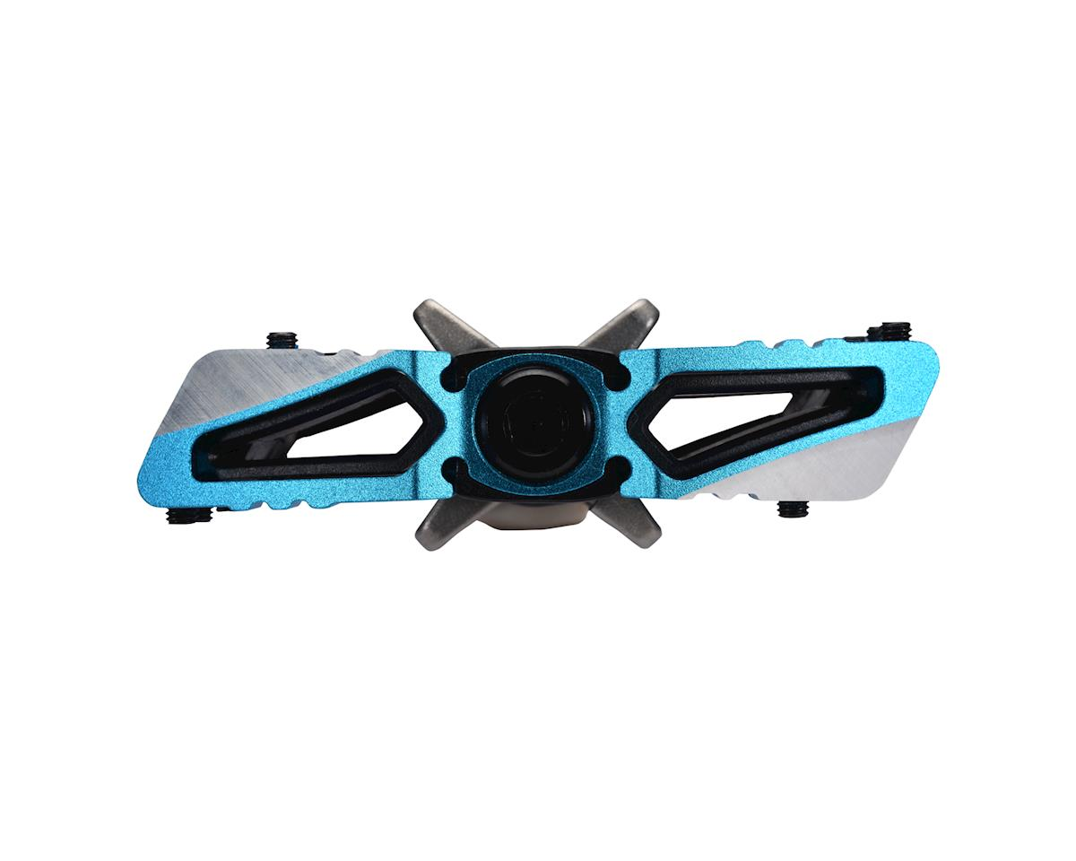 Image 3 for Crankbrothers Mallet Enduro Long Spindle Pedals (Blue/Black)