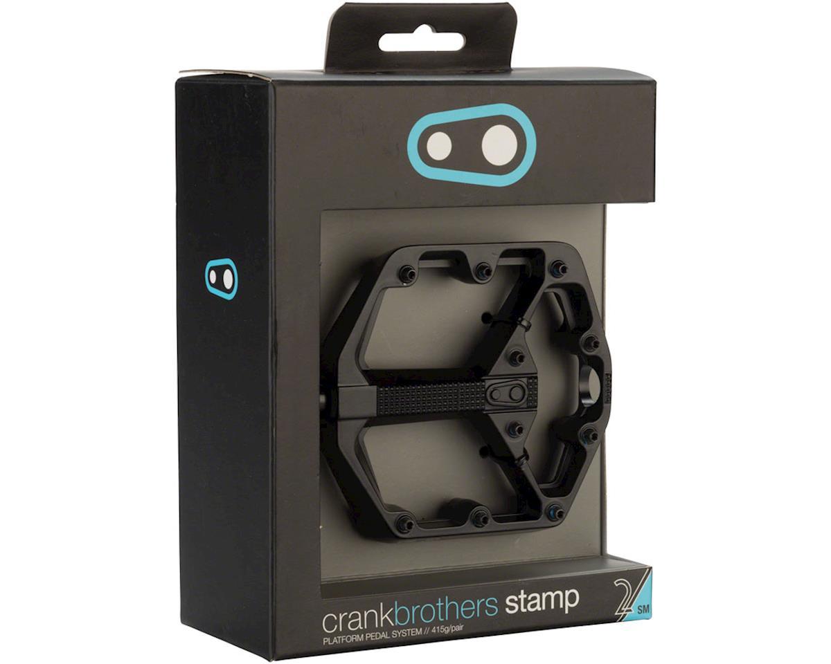 Crankbrothers Stamp 2 Pedals (Black) (S)