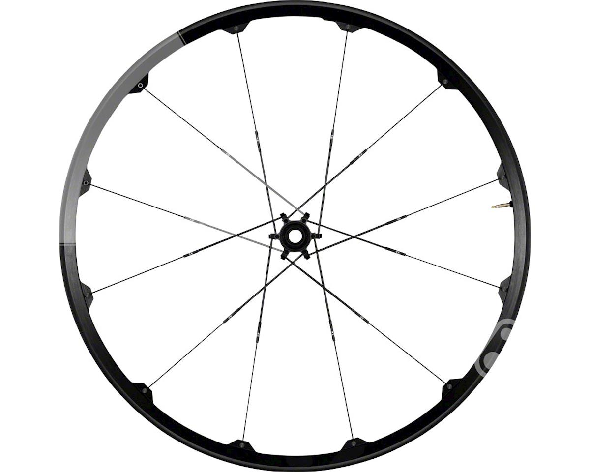 "Crankbrothers Crank Brothers Cobalt 2 29"" Wheelset: 15x100mm Front/12x142mm Rear, Black/Gray"
