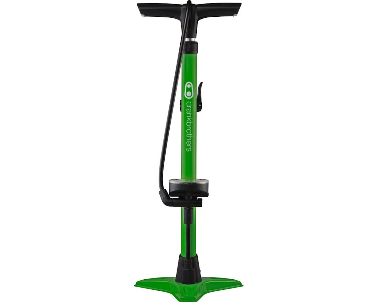 Crankbrothers Crank Brothers Gem Floor Pump (Green)