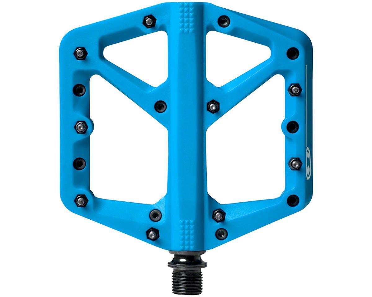 blue Crank Brothers Stamp 1 Large platform pedals