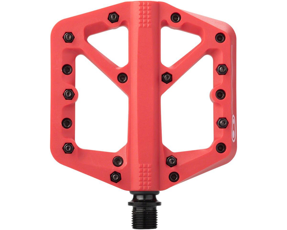 Crankbrothers Stamp 1 Platform Pedals (Red) (S)