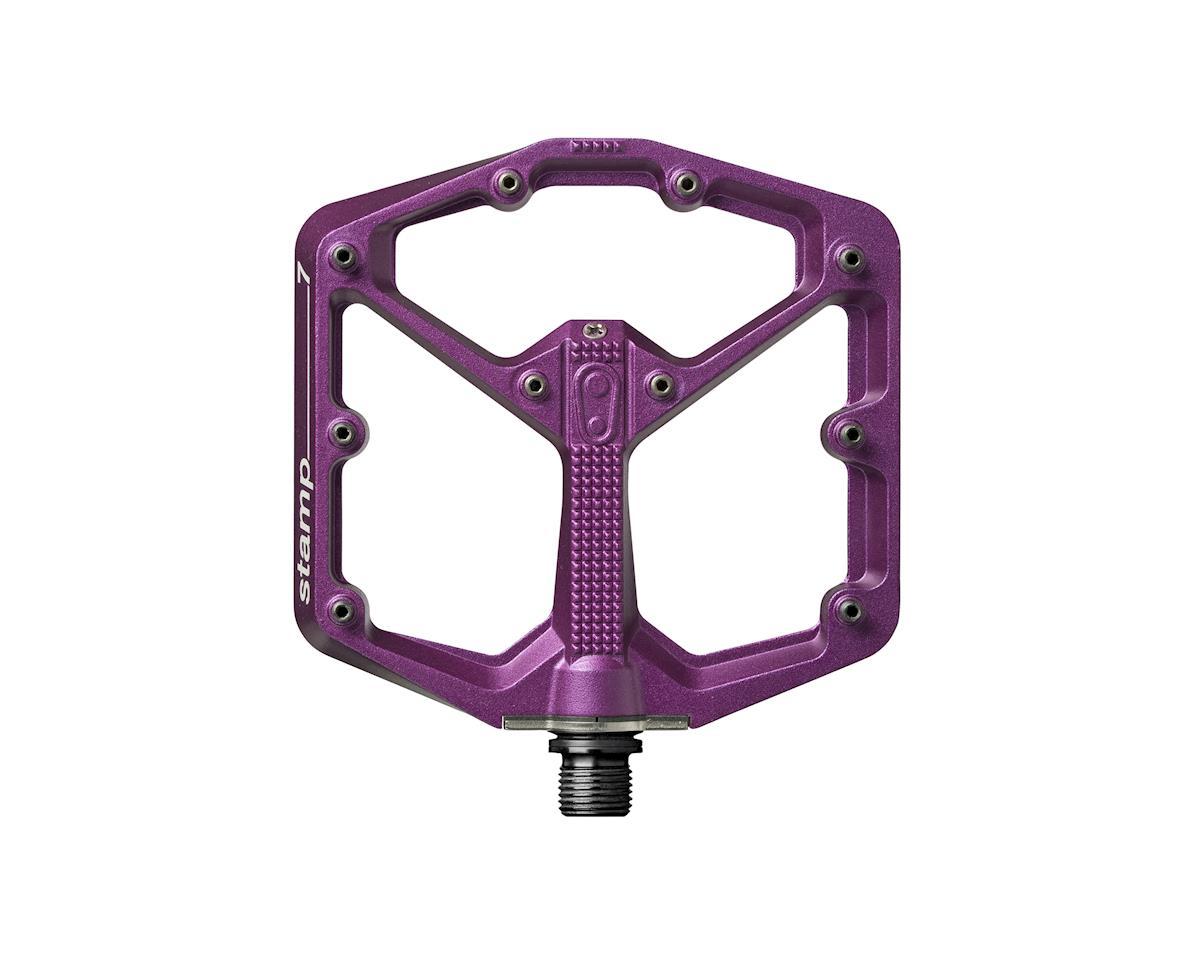 Crankbrothers Stamp 7 Platform Pedals (Purple) (L)