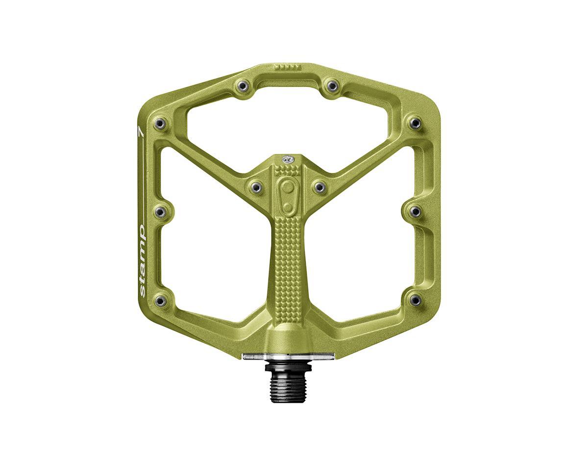 Crankbrothers Stamp 7 Platform Pedals (Green) (L)