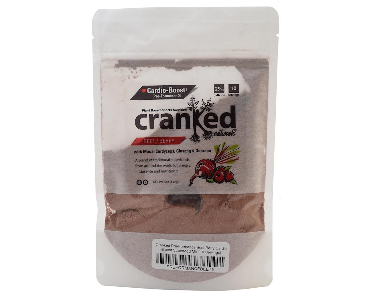 Cranked Pre-Formance Beet-Berry Cardio-Boost Mix (4.8oz)