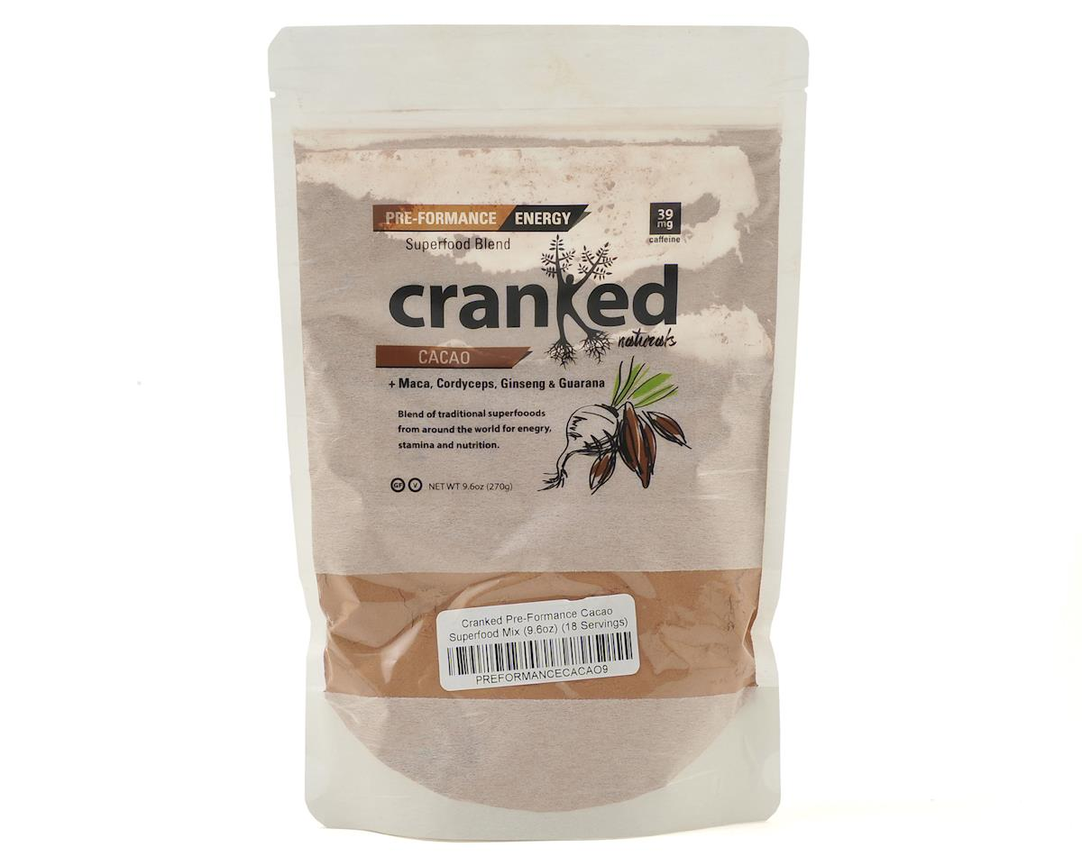 Cranked Pre-Formance Cardio-Boost Drink Mix (Cacao) (1 9.6oz Packet)