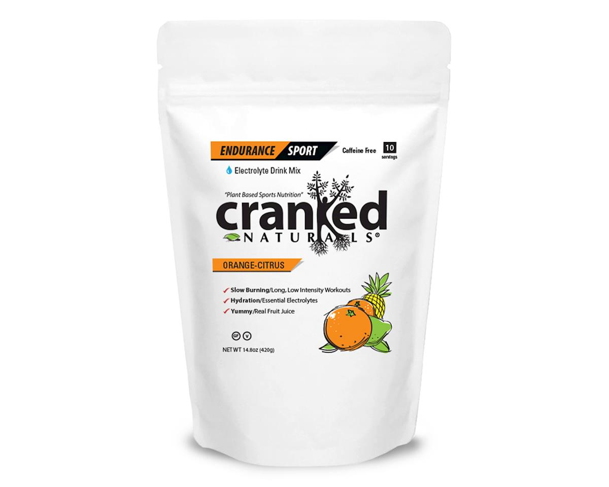Cranked Endurance Sport Drink Mix (Orange)
