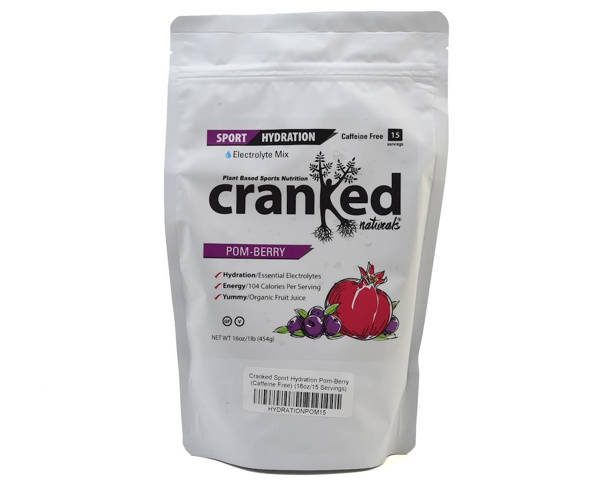Cranked Sport Hydration Drink Mix (Pom-Berry)