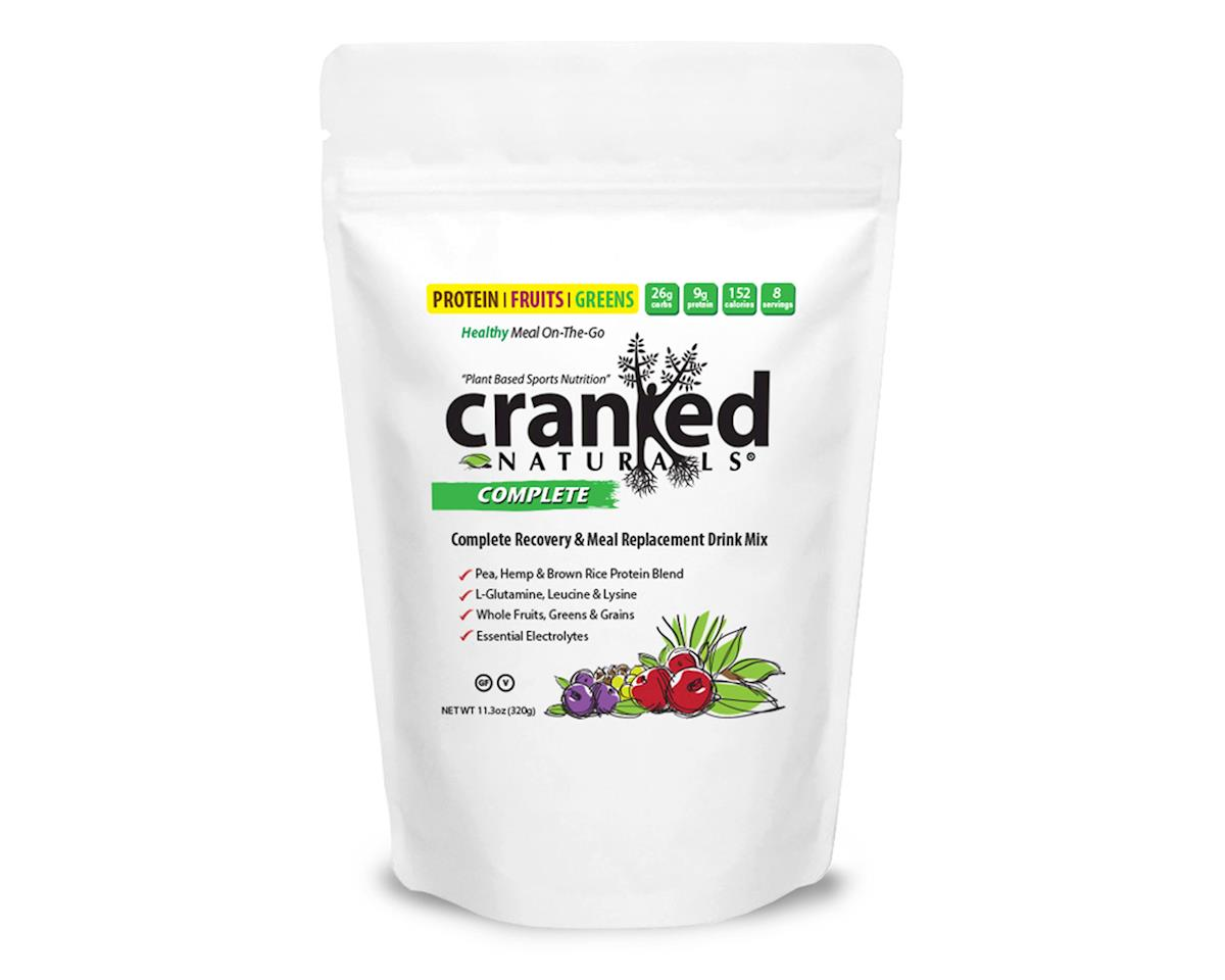 Cranked Complete Recovery & Meal Replacement Supplement