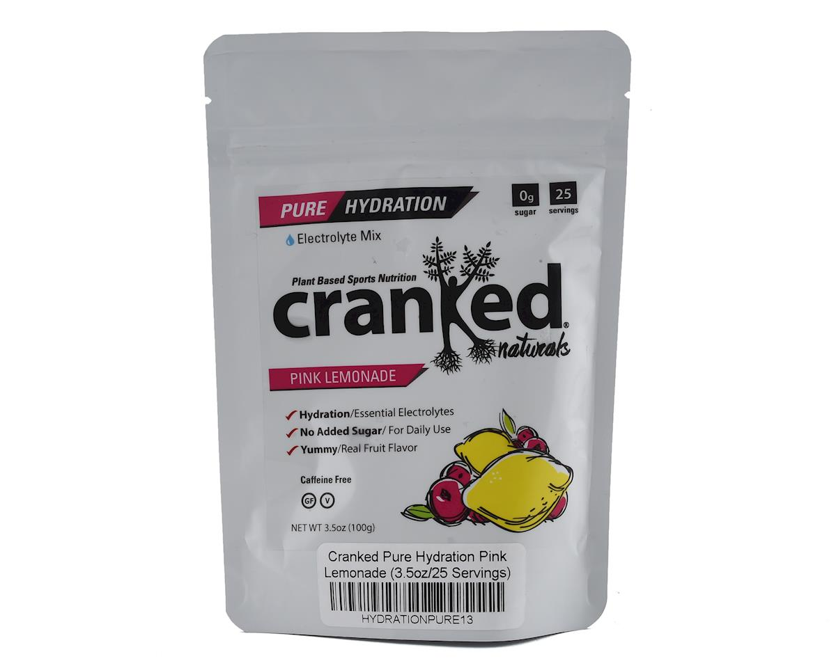 Cranked Pure Hydration Drink Mix (Pink Lemonade)