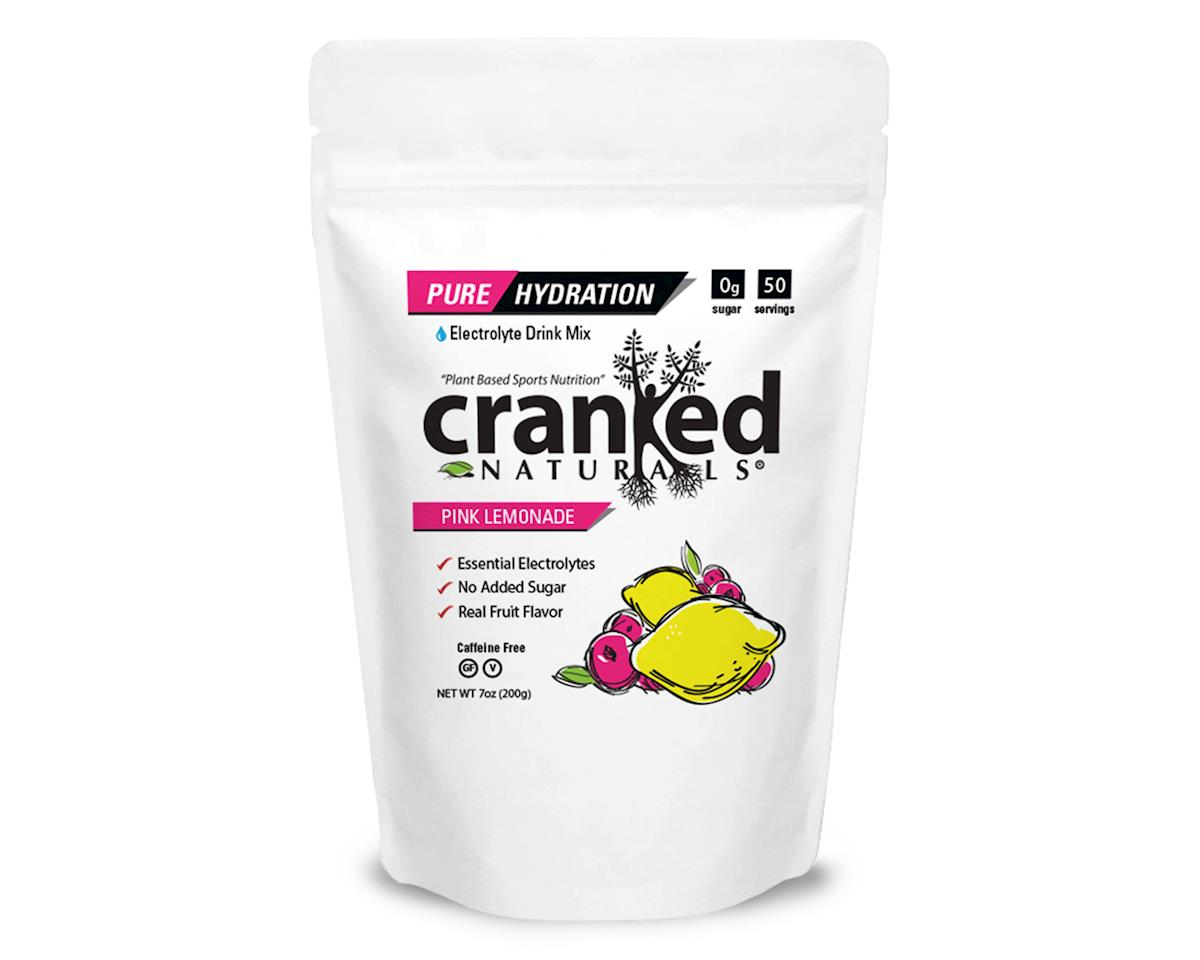 Cranked Pure Hydration Drink Mix (Pink Lemonade) (1 7oz Packet)