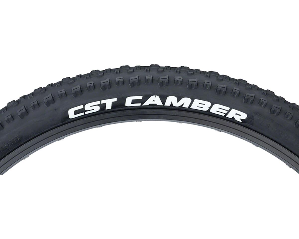 CST Camber Tire - 26 x 2.25, Clincher, Wire, Black