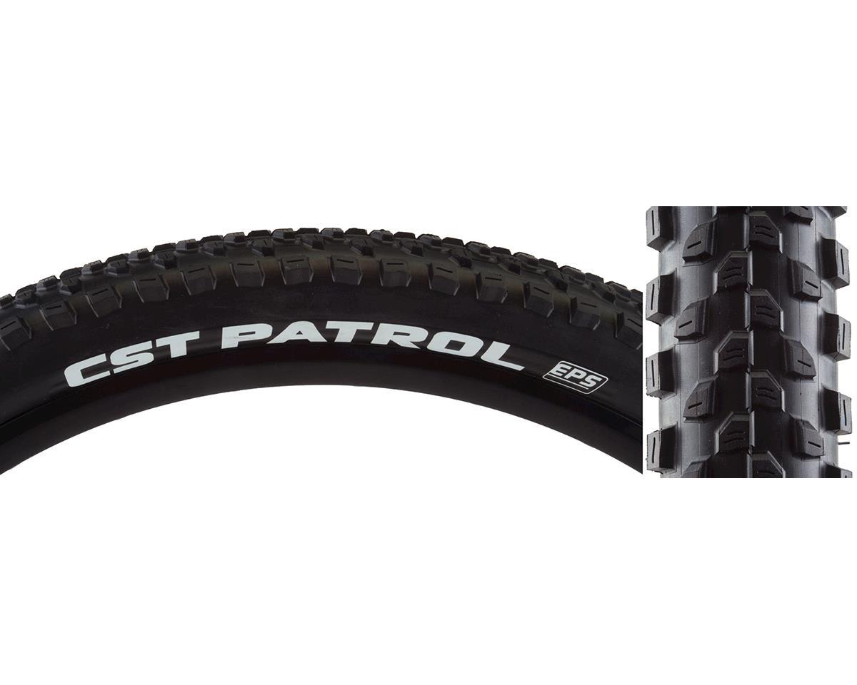 CST Patrol EPS Tire (Dual Compound) (Foldable) (Black) (27.5 x 2.80)