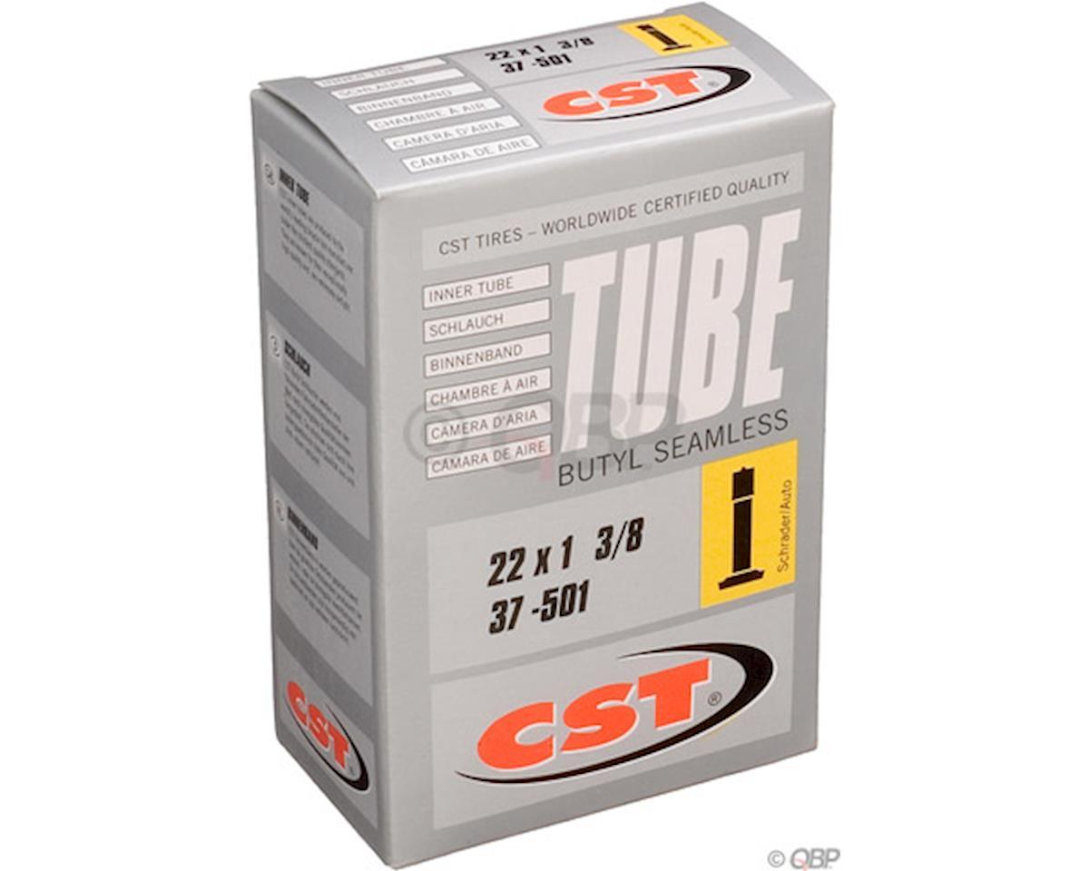 """CST 22"""" x 1-3/8"""" Schrader Valve Tube"""