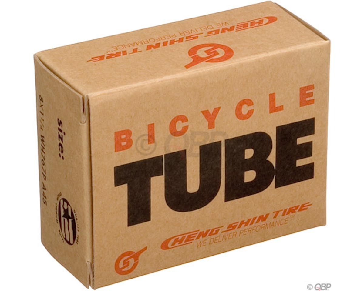 """8"""" x 1-1/4"""" 45 degree Schrader Valve tube"""