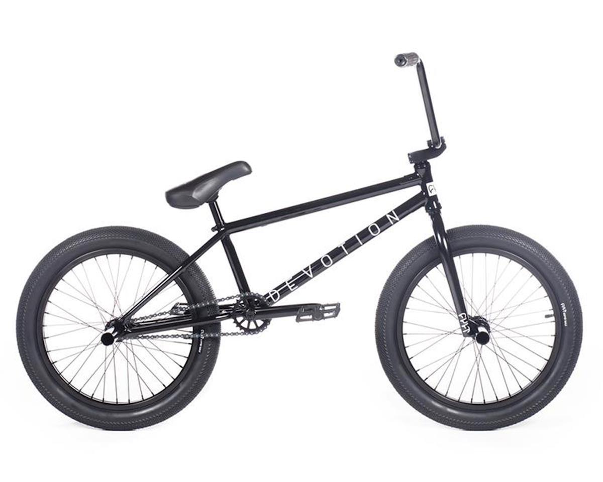"""Cult 2020 Devotion BMX Bike (21"""" Toptube) (Black)"""