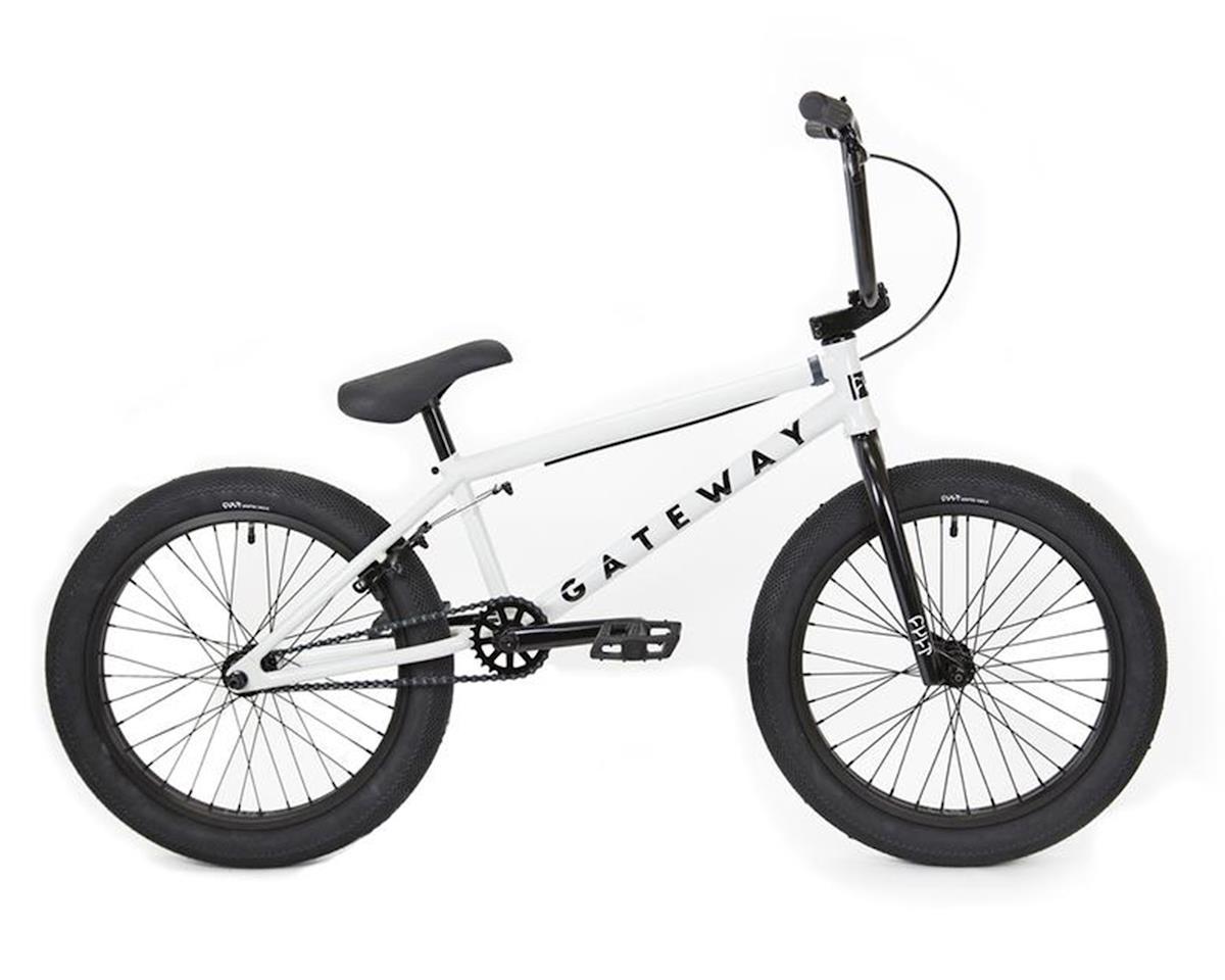 """Cult 2020 Gateway BMX Bike (20.5"""" Toptube) (White)"""