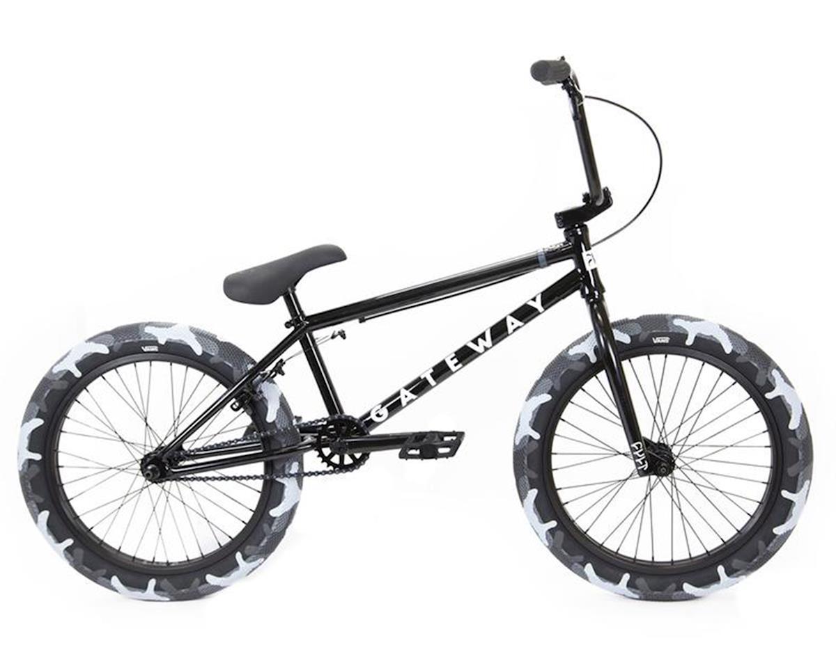 """Cult 2020 Gateway Bike (20.5"""" Toptube) (Black)"""