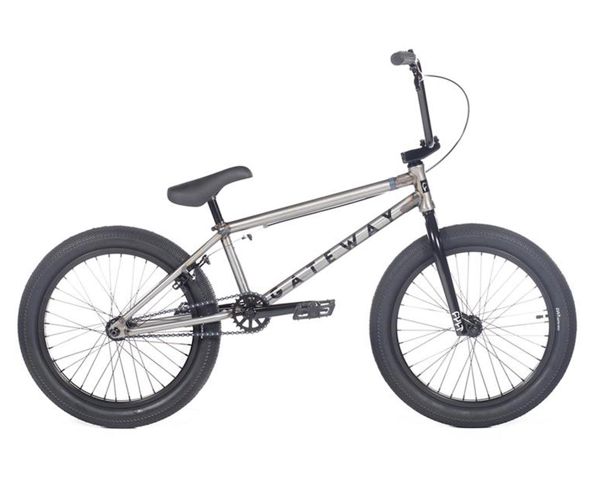 "Cult 2020 Gateway BMX Bike (20.5"" Toptube) (Raw)"