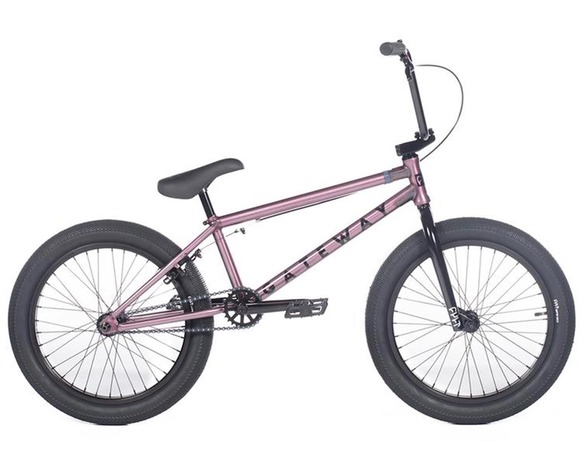 "Cult 2020 Gateway BMX Bike (20.5"" Toptube) (Trans Rose Pink)"