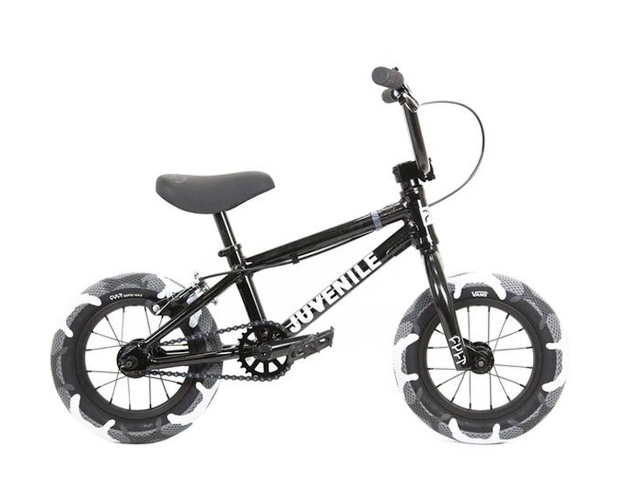 "Cult 2020 Juvenile 12"" Bike (13.25"" TT) (Black/Grey Camo)"
