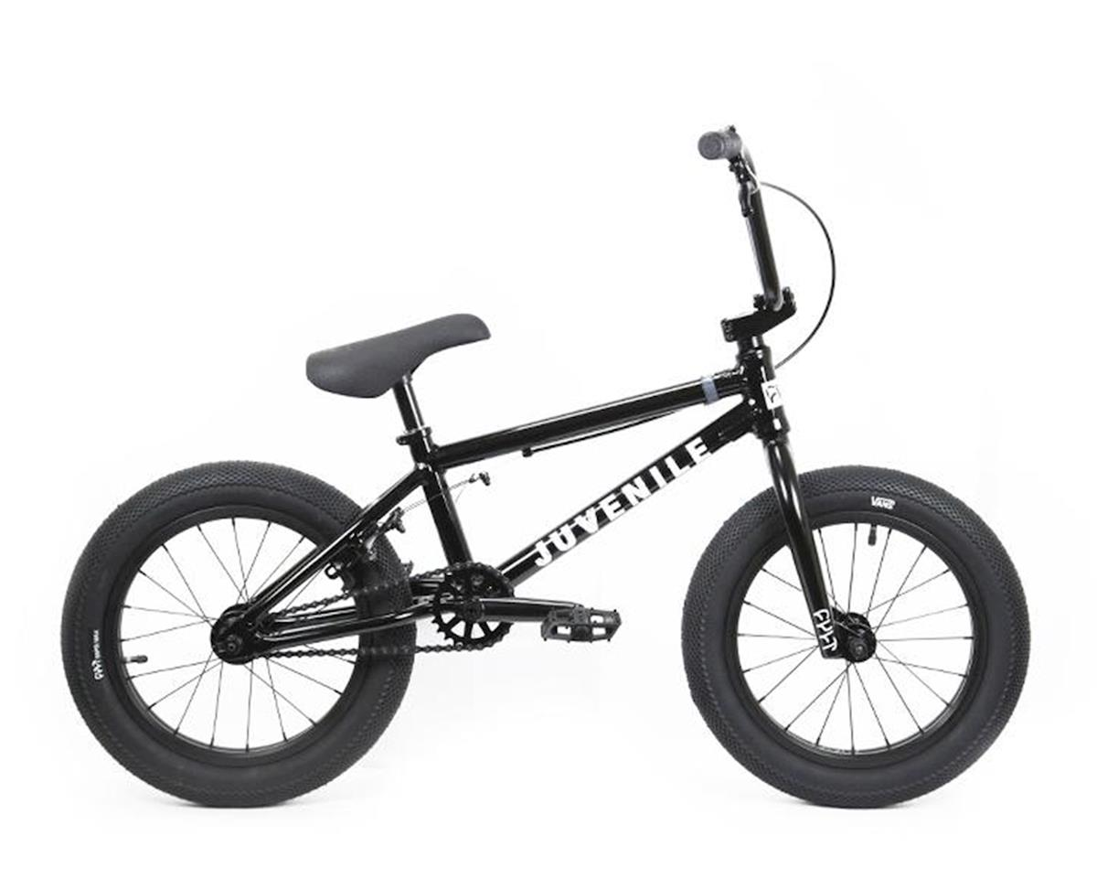 """Cult 2020 Juvenile 16"""" Bike (16.5"""" Toptube) (Black)"""