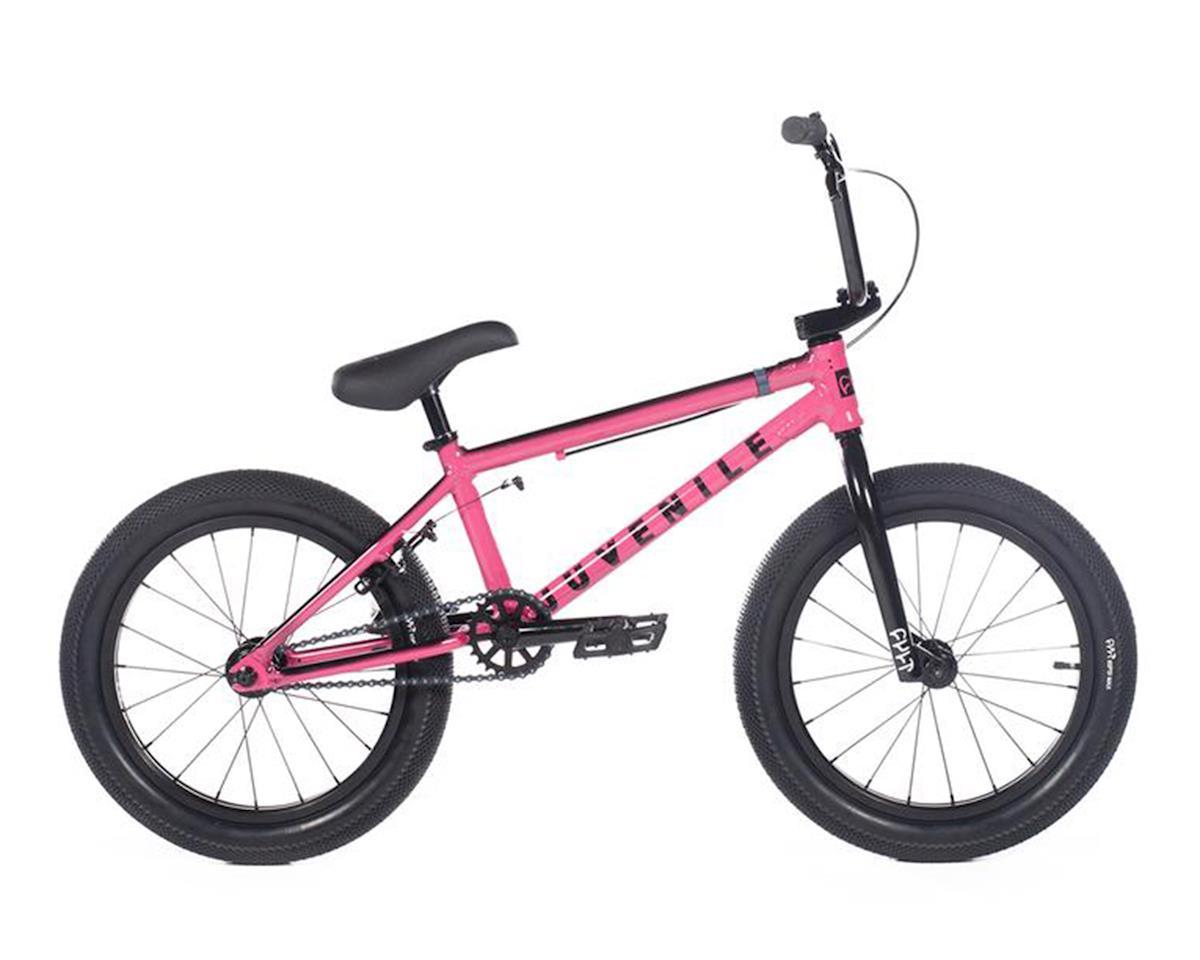 "Cult 2020 Juvenile 18"" Bike (18"" TT) (Pink Fade)"