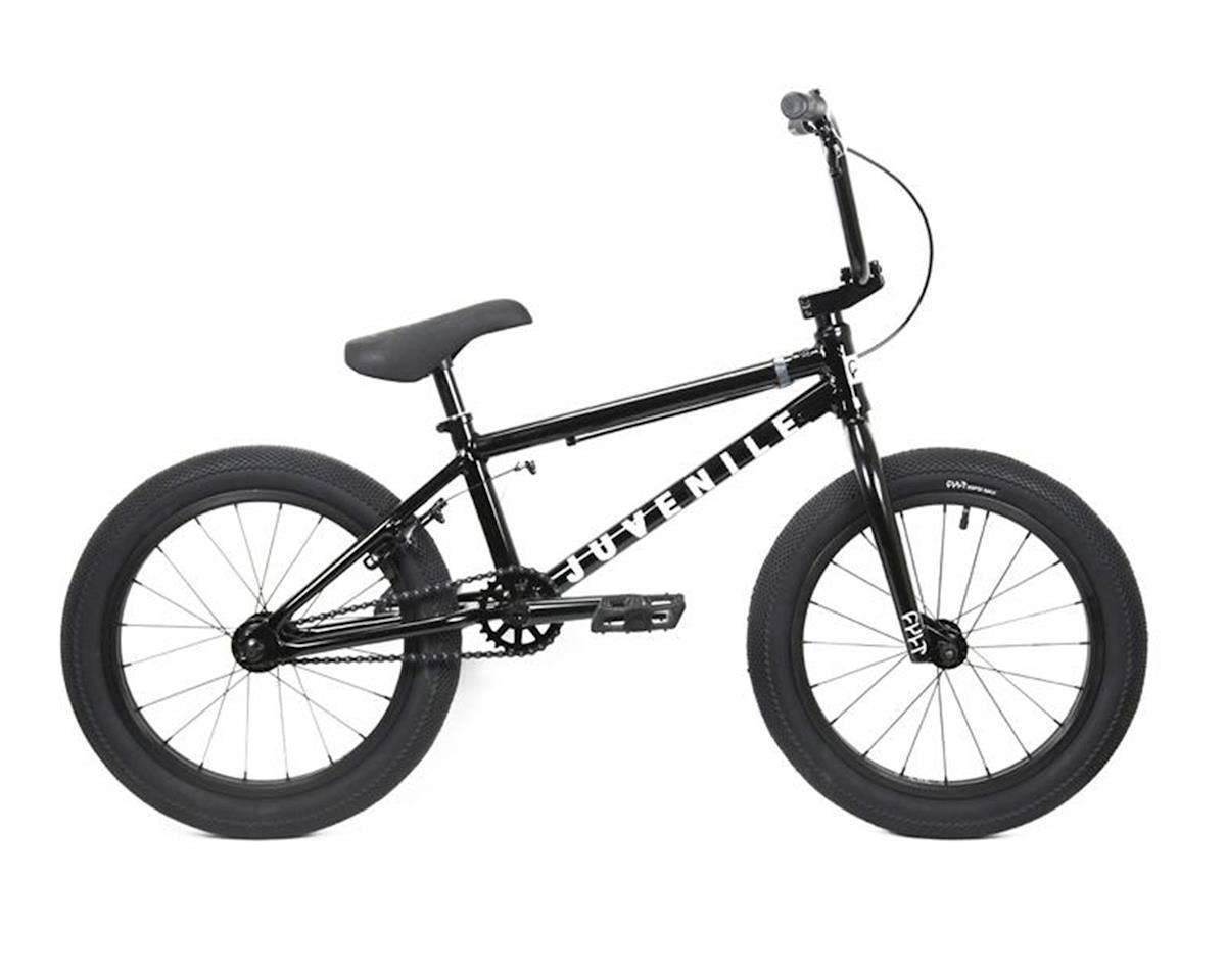 "Cult 2020 Juvenile 18"" Bike (18"" TT) (Black)"