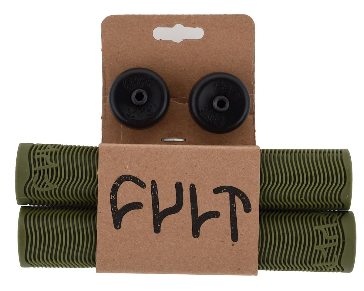 Cult Ricany Grips (Olive Green) (2)