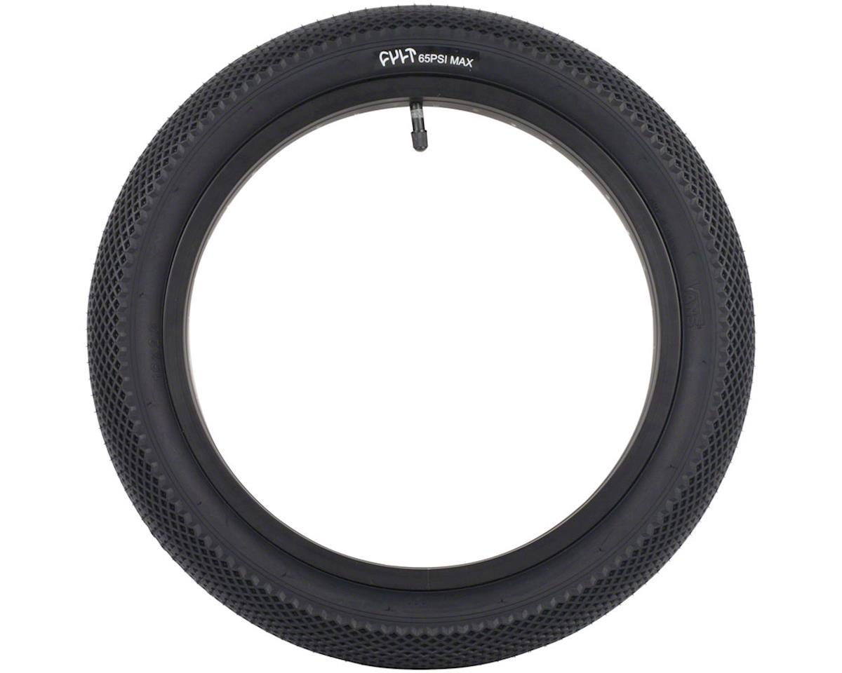 """Cult Vans Tire (Black) (12 x 2.20"""")"""
