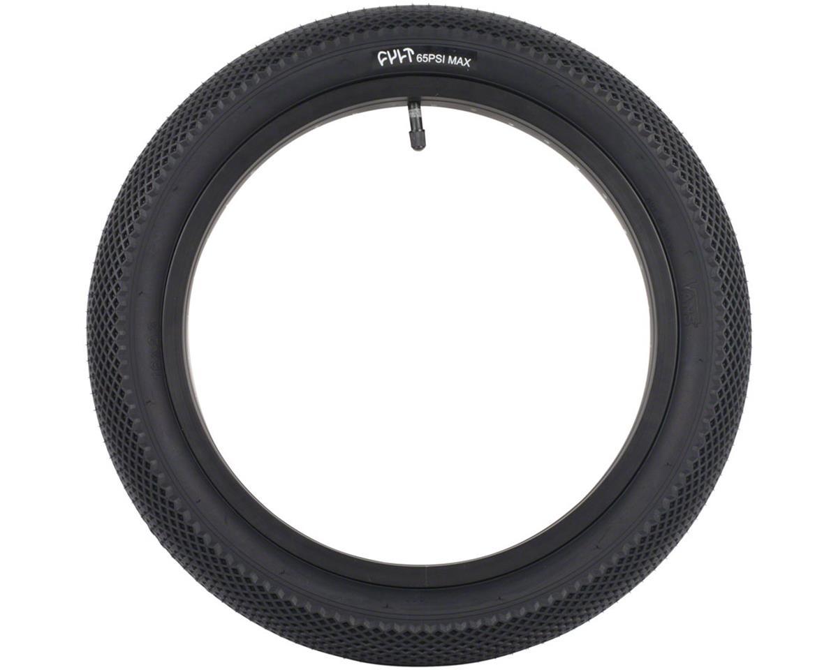Cult Vans Tire (Black) (16 x 2.30)