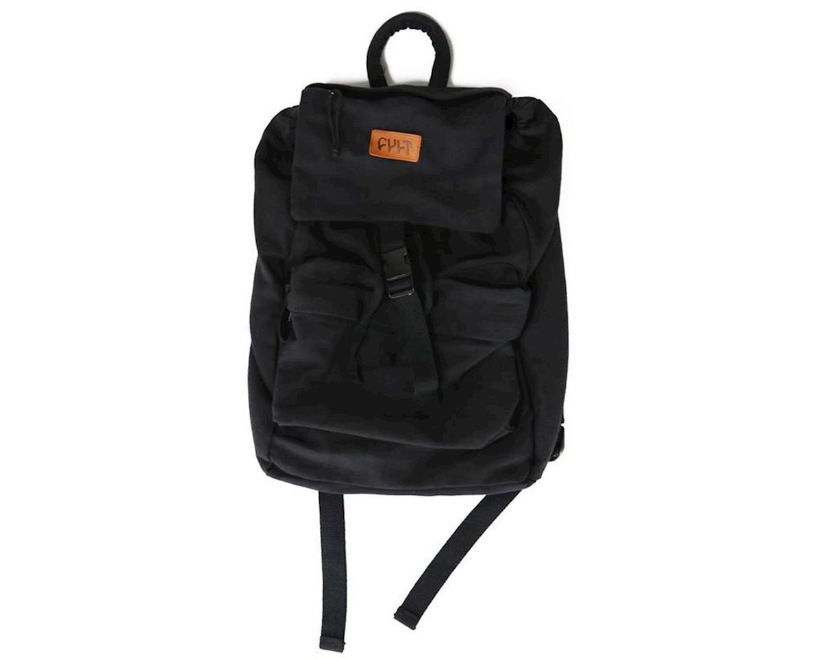 Cult Stash Backpack (Black)
