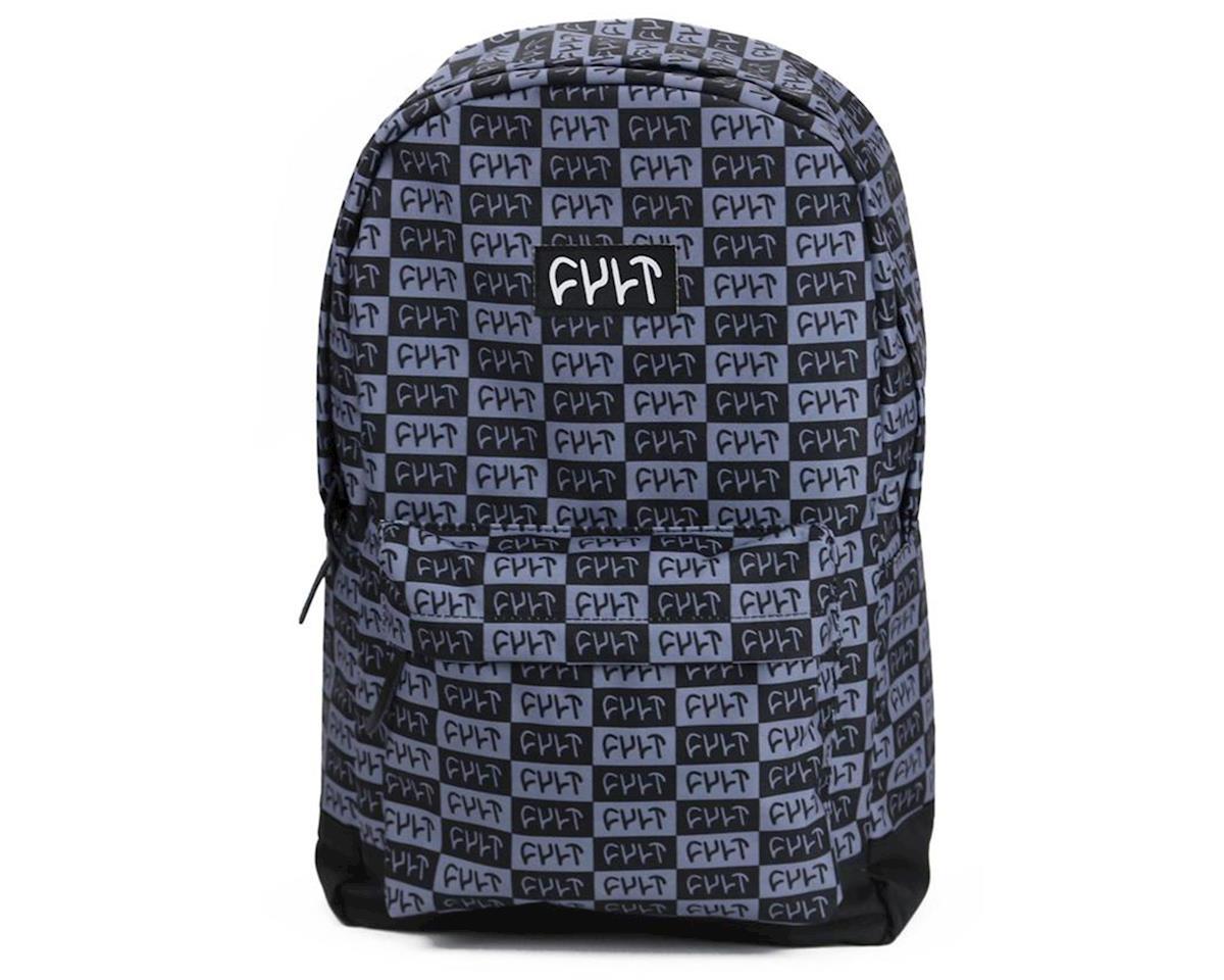 Cult Designer Backpack (Black)