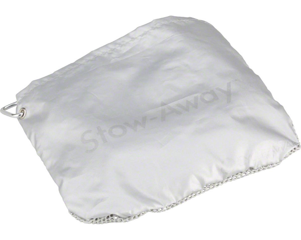 Image 2 for Cycleaware Stow-Away Packable Backpack (Silver)