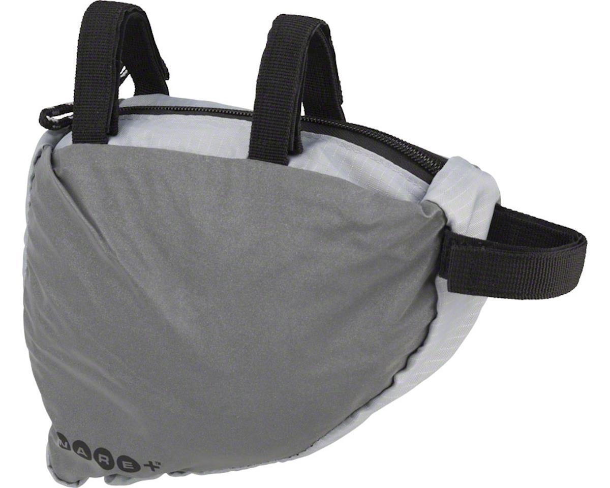 Cycleaware Reflect+ Bike Frame Backpack (Gray)