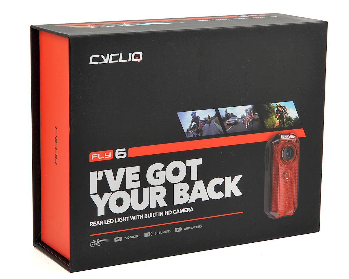 Cycliq Fly6 Video Camera with Rear Light