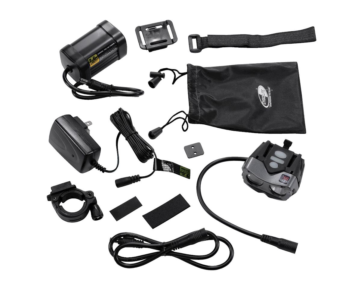 CygoLite Centauri 1700 OSP USB LED Headlight