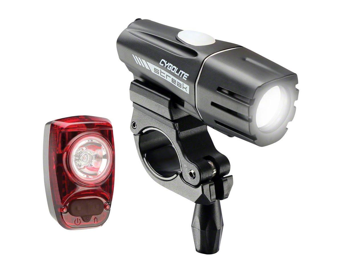 Cygolite Streak 450 Headlight & Hotshot SL 50 Taillight  Set
