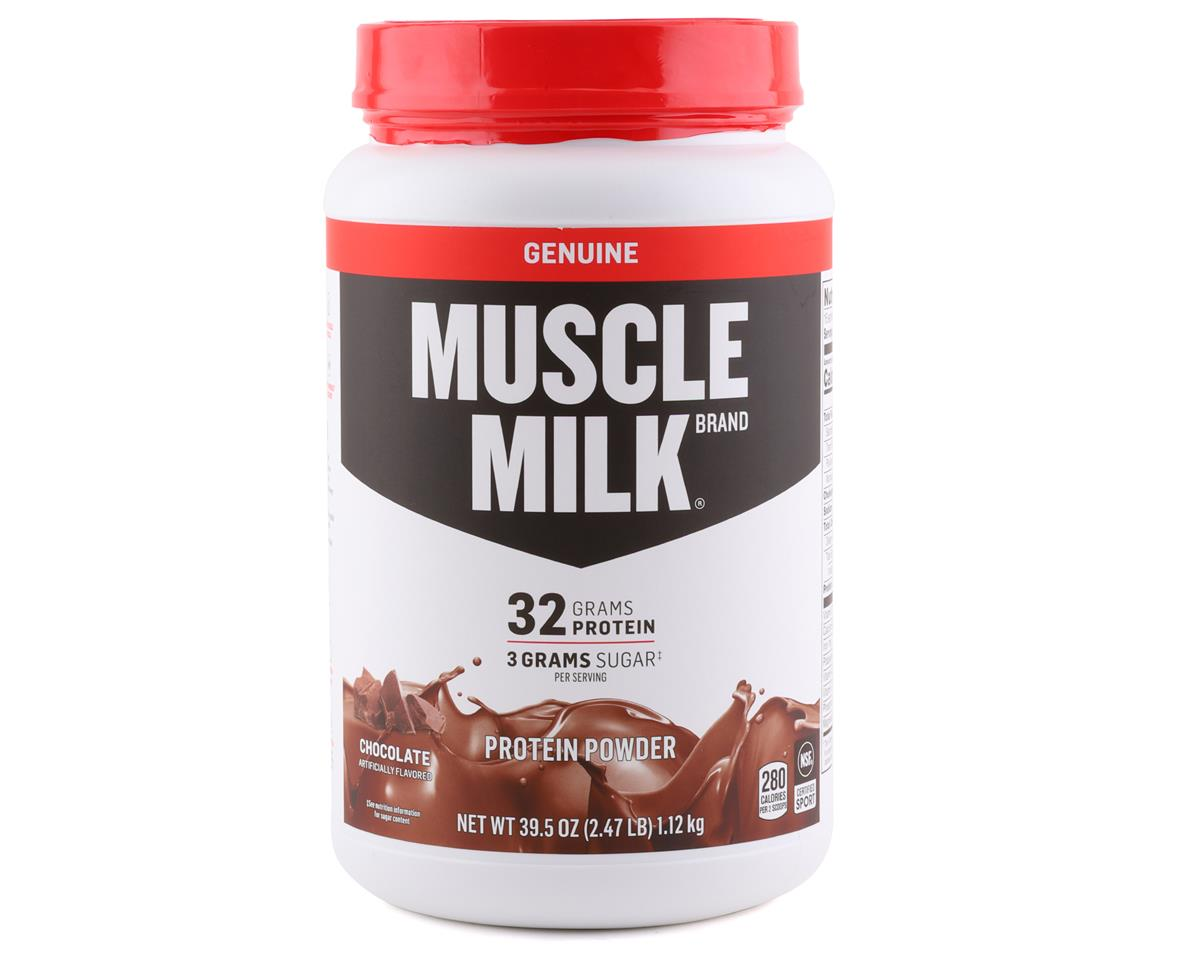 Muscle Milk: Chocolate~ 15 Serving Canister