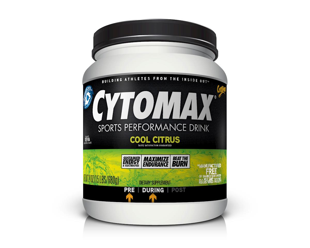 Cytosport Cytomax Sports Performance Drink Mix (Cool Citrus) (24oz)