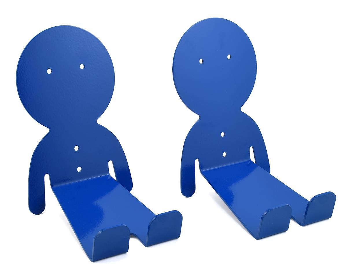 DaHANGER Dan Pedal Hook Set (Blue) (2 Pack)