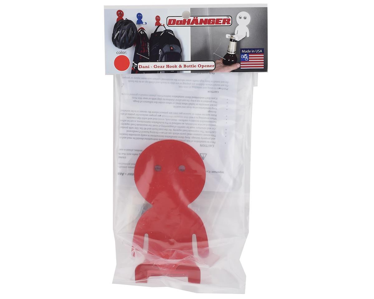 DaHANGER Dani Gear Hook & Bottle Opener (Red)