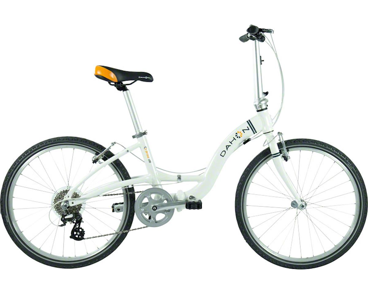 "Dahon Briza D8 24"" Folding Bike, Frost"