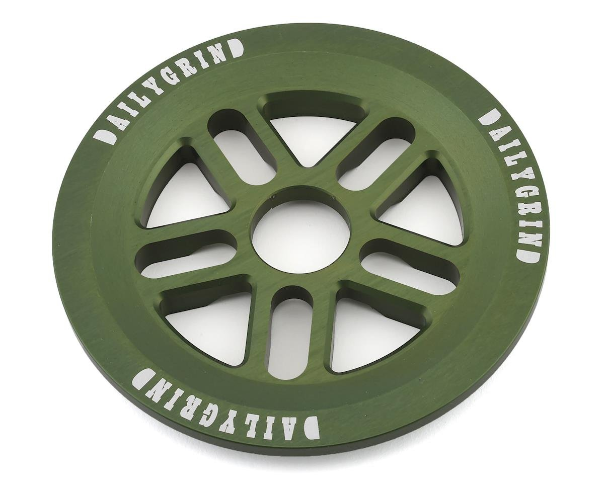 Daily Grind Millennium Guard V2 Sprocket (Green)