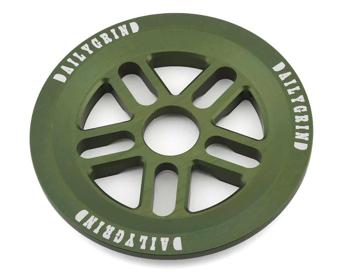 Daily Grind Millennium Guard V2 Sprocket (Green) (25T)